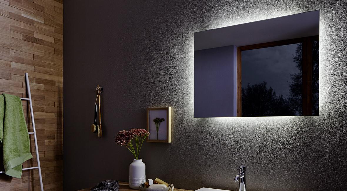 spiegel puristic euraspiegel handelsgesellschaft mbh. Black Bedroom Furniture Sets. Home Design Ideas